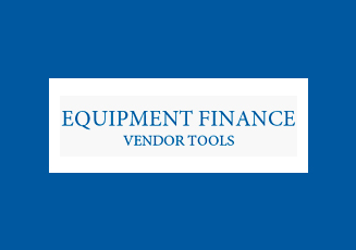 Equipment Finance Vendor Tools
