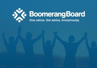 Boomerang Board