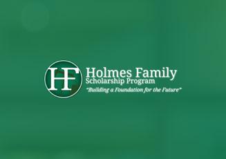 Holmes Family Scholarship